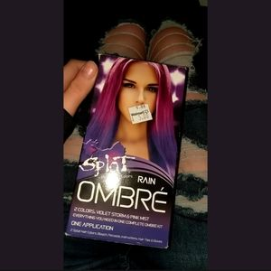 ❌🙅🏼♀️SOLD❌🙅🏼♀️ Splat Ombre Hair Dye
